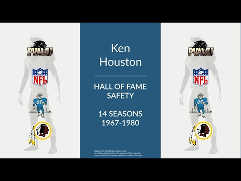 Ken Houston: Hall of Fame Football Safety