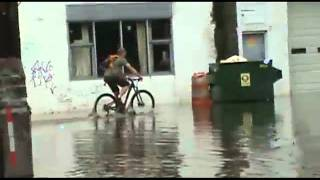 Hurricane Irene North New Jersey Wallington Garfield Passaic