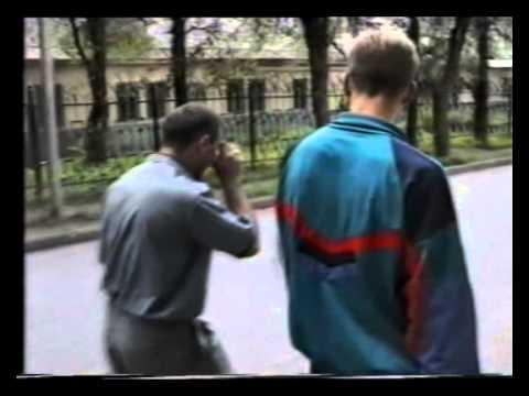 Архивы 90-х: Мирная Казань. Прогулки по парку.