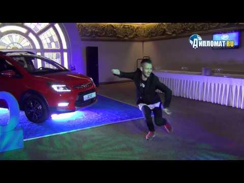 Видео: Финалист проекта Танцы на ТНТ Дмитрий Олейников