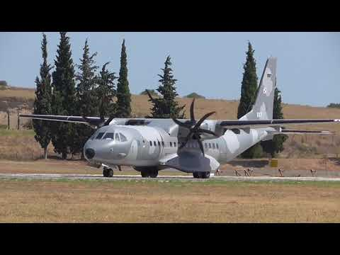 Athens Flying Week 2017 Polish Air Force C-295M