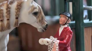 The Mystery at Silver Star Stables Season 2 Episode 1 - Schleich Horse series