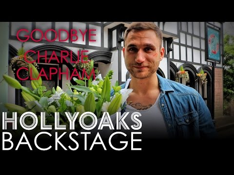 Hollyoaks Backstage: A Day-In-The-Life of Freddie Roscoe...