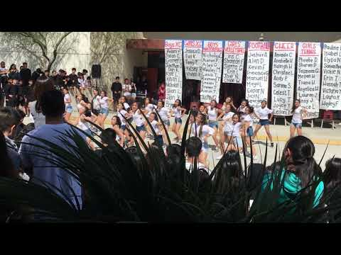 """Mark Keppel High School: """"Excellent!!!"""" (Fall Sports Rally 2018 - 2019 Part 4)"""