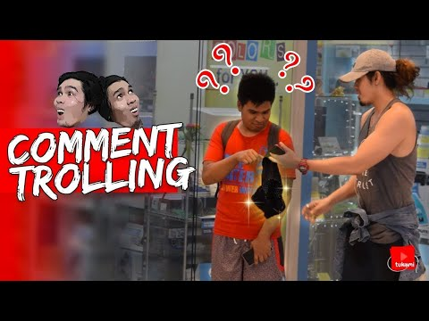Sir, Brief Mo Nahulog! | Comment Trolling