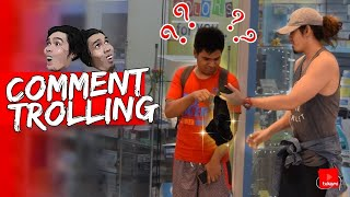 """Sir, Brief Mo Nahulog!"" 