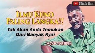 Download Lagu Wejangan Kaweruh Jawa Kuno Langka - Mbah Tarsidin mp3