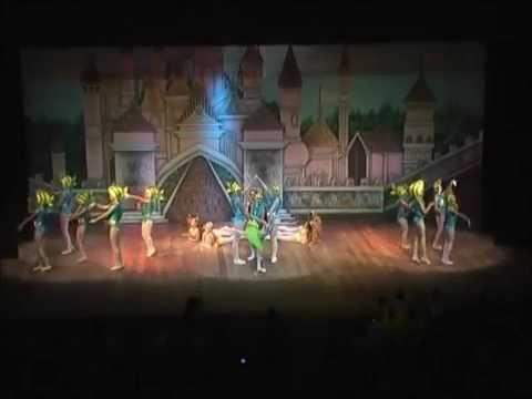 O Mundo Encantado Disney - Ballet Cultura 2009