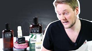 DAKANN SZAFIARKĄ? - Unboxing męskich kosmetyków z Menspace.pl