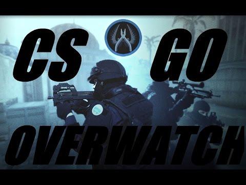 CS GO OVERWATCH#9 NAO PARECIAS... MAS ERAS CHEATER!