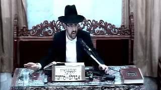 הרב מאיר אליהו שליט'א קדושת פרה אדומה קצר ויפה!!!'