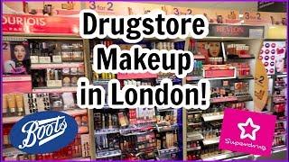 2017 elf makeup shopping vlog