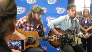 Brothers Osborne - It Ain't My Fault Acoustic