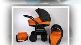 детские коляски зима лето - YouTube