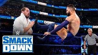 Finn Bálor vs. Baron Corbin: SmackDown, Aug. 6, 2021