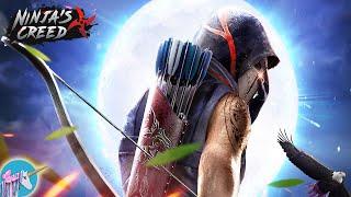 Ninja's Creed 3D Sniper Shooting Assassin gameplay screenshot 2