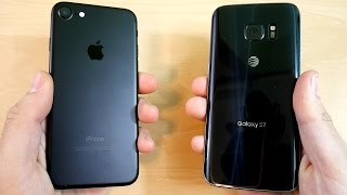 iPhone 7 vs Galaxy S7 - 2017 Edition