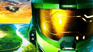 Halo Infinite: Evidence for OPEN WORLD Halo Game