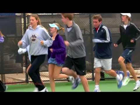AESA Prep Academy Junior Tennis Practice