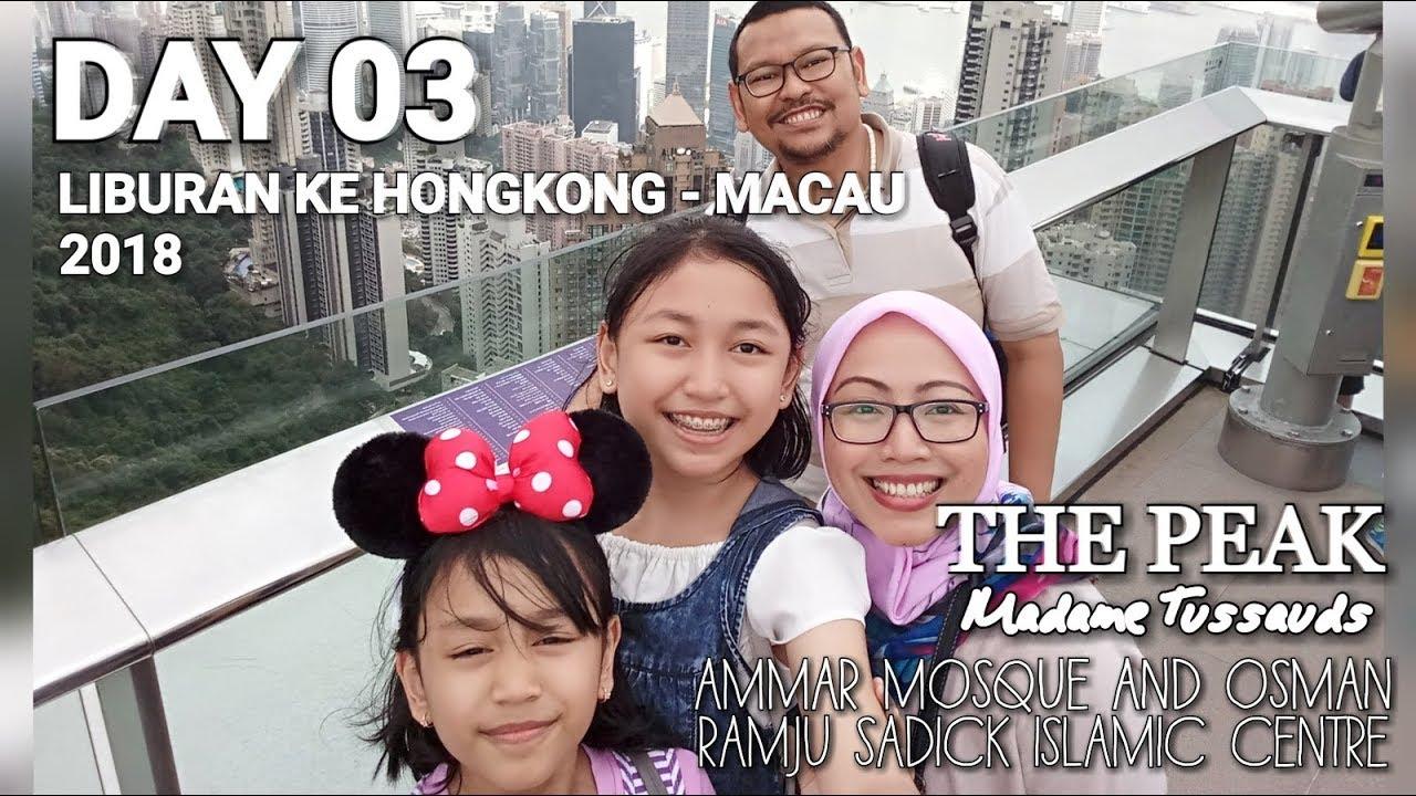 LIBURAN KE HONGKONG - MACAU, JUNI 2018 #DAY 03   THE PEAK