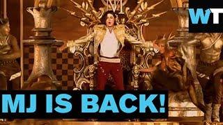 Michael Jackson Hologram at Billboard Music Awards | What's Trending Now