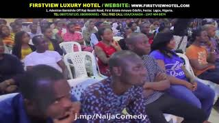 AKPORORO LIVE   New 2016 FULL Comedy