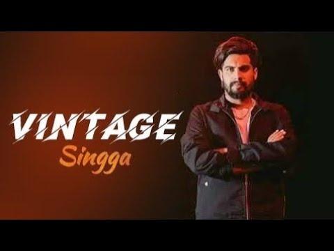 vintage---singga-ft-brown-prince-(official-song-)-|-latest-punjabi-songs-2019