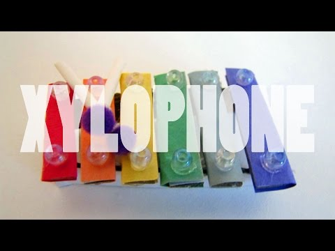DIY Instruments: How To Make A LPS Xylophone