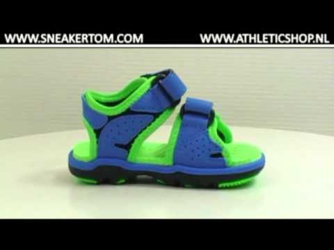 fd9e356d374 Nike Santiam 5 (TD) 400.mp4 at Sneakertom.com - YouTube