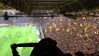 You'll Never Walk Alone Borussia Dortmund - Bayern München 3:2 YNWA 10.11.2018