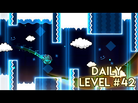 DAILY LEVEL #42 | Geometry Dash 2.1 -