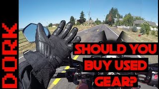 Should You Buy Used Motorcycle Gear and Where to Find Good Used Stuff