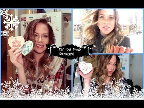 DIY: Salt Dough Ornaments!