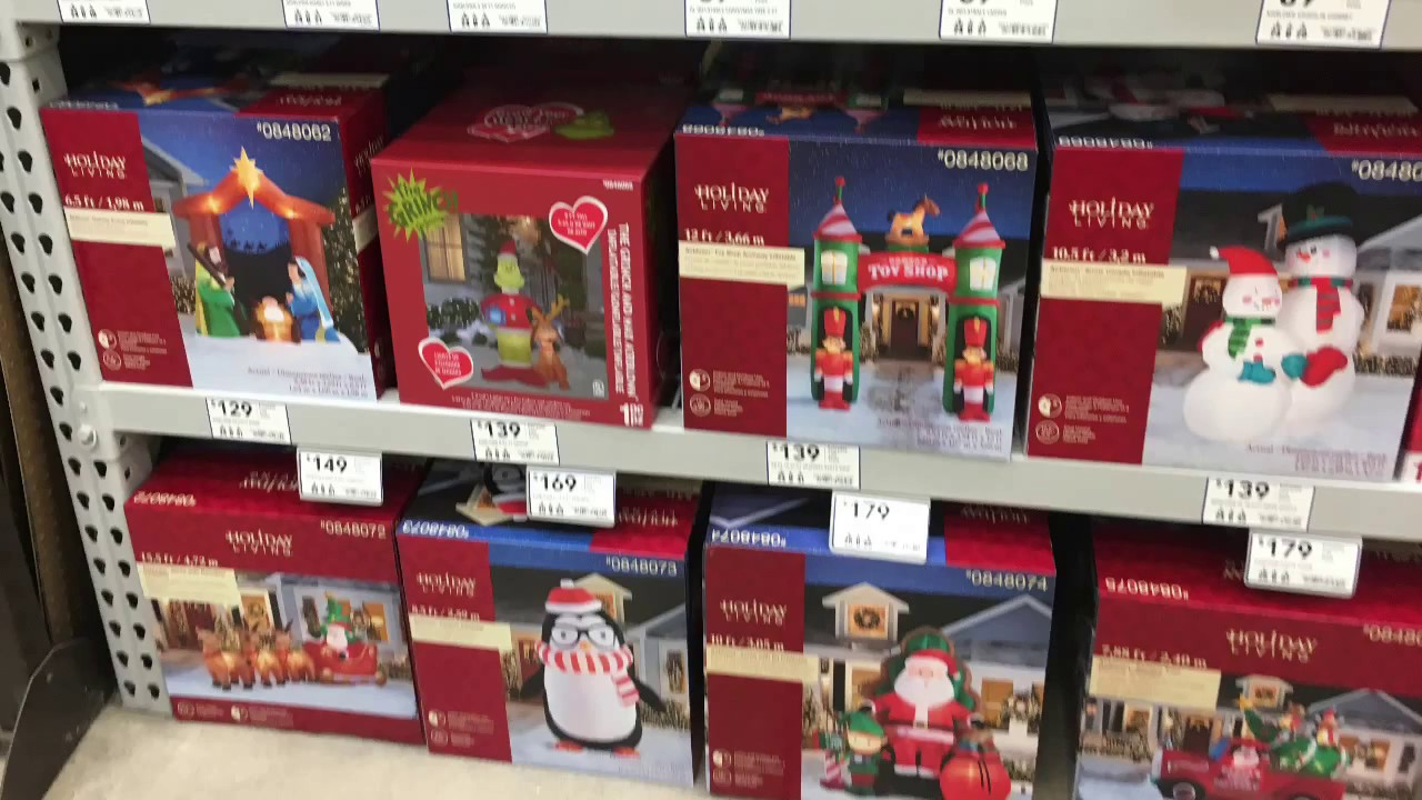 Lowes Christmas Inflatables.Lowes 2017 Christmas Inflatables 2017 Christmas Decorations Links Below