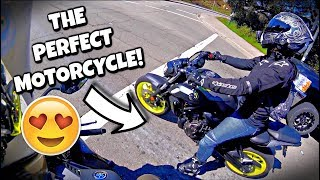 2018 Yamaha MT-07 Review *IN LOVE?!*