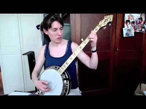 Carrie Brown - Excerpt from the Custom Banjo Lesson from The Murphy Method