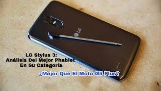 LG Stylus 3, Review En Español