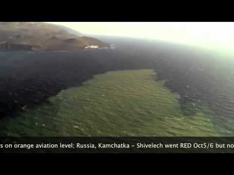 El Hierro Canary Islands Volcano Subsea Eruption Spain & News of other World Activity