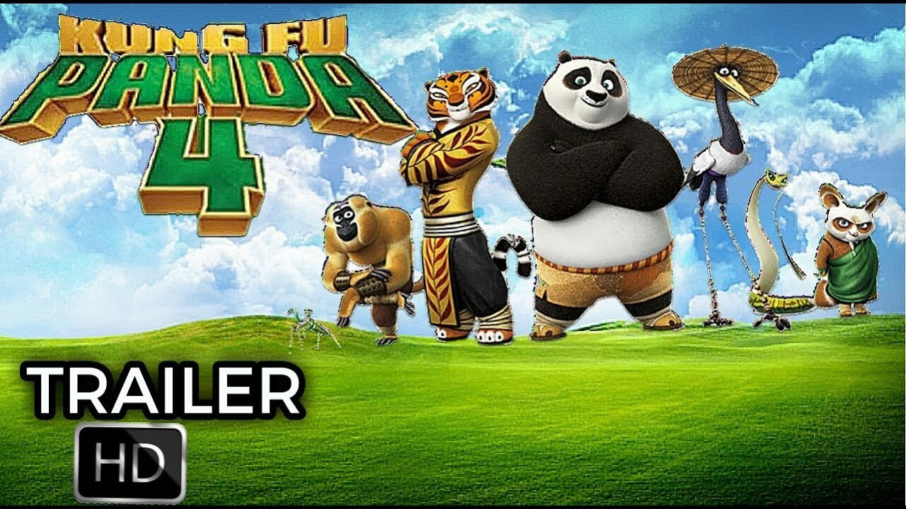 Official Trailer Kung Fu Panda 4 The Paws Of Destiny Released