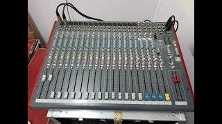 I have just bought Mixer Allen & Heath ZED 22FX
