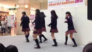 2013年10月12日(土) スターダストプロモーション芸能3部school girl a...