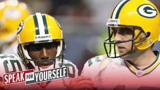 Whitlock 1-on-1: The difference between Brett Favre and Aaron Rodgers | SPEAK FOR YOURSELF