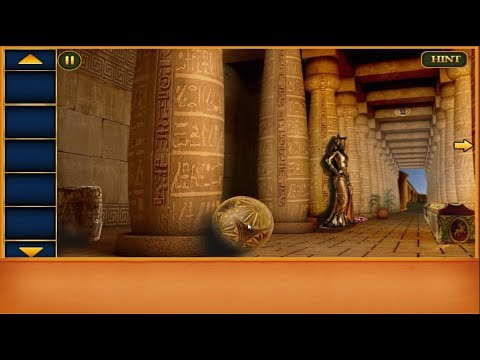 Escape Game Egyptian Palace walkthrough FEG.