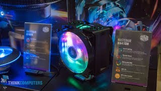 Cooler Master Air Coolers For 2018