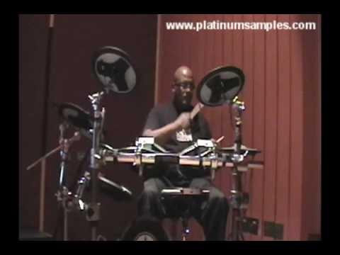 Platinum Samples - Steve Ferrone Multi-Format MIDI Groove
