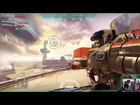 Lawbreakers Alpha #3 Stream #1 - WinD of AE - BKP_Romz & Endigy - GTX 1080 FE