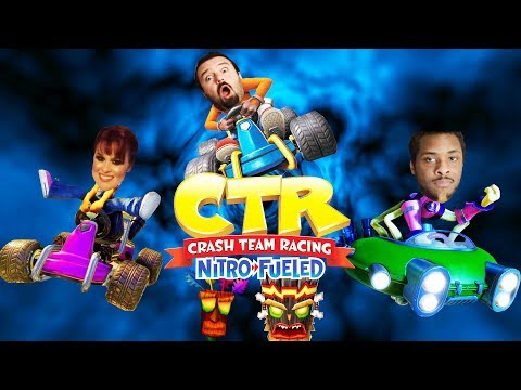 This Is How You DON'T Play Crash Team Racing Nitro-Fueled