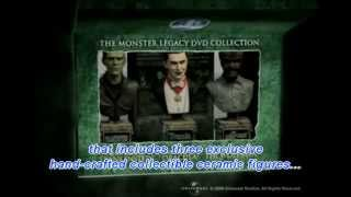The Universal Monsters Legacy Collection DVD Trailer
