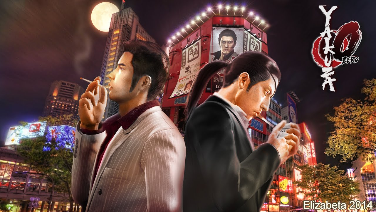 YAKUZA 0 ( Ryū ga Gotoku Zero) (PS3) GAMEPLAY - YouTube