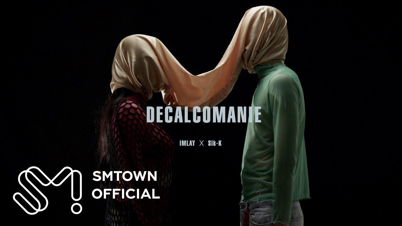 Imagini pentru IMLAY X Sik-K 'Decalcomanie' MV for 'SM Station'